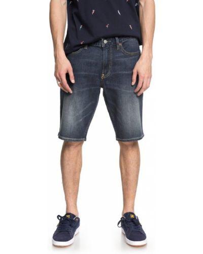 Серые джинсовые шорты Dc Shoes