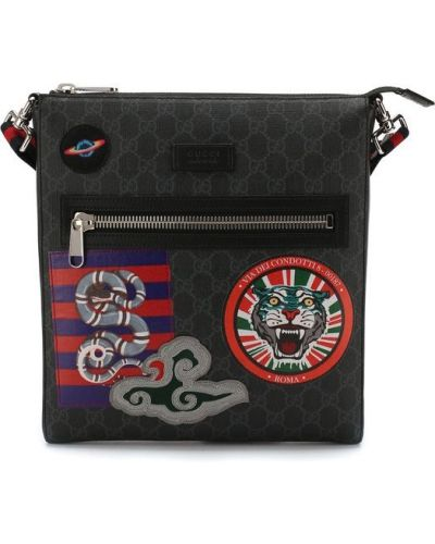Черная сумка Gucci