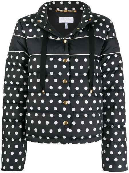 Стеганая куртка - черная Escada Sport