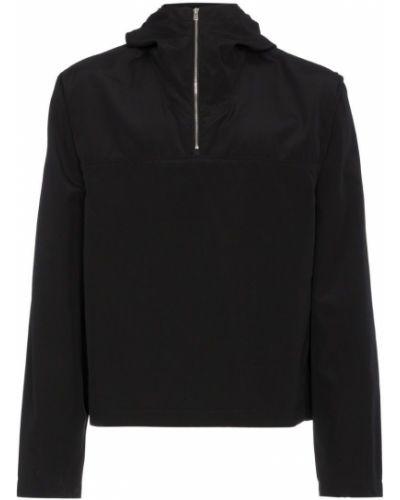 Черная куртка Mackintosh 0002
