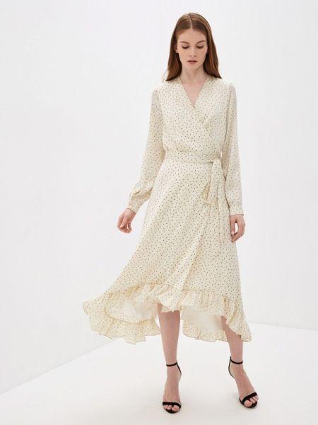 Платье с запахом весеннее Alisia Hit
