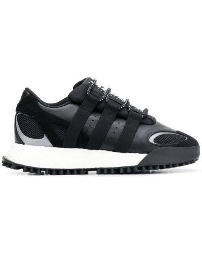 Кроссовки черные с логотипом Adidas Originals By Alexander Wang