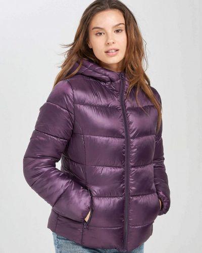 Утепленная куртка - фиолетовая Terranova