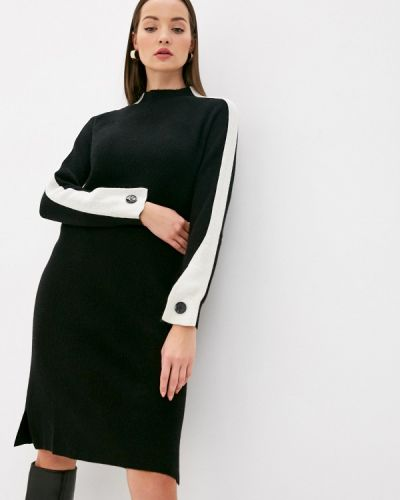 Платье - черное Bulmer