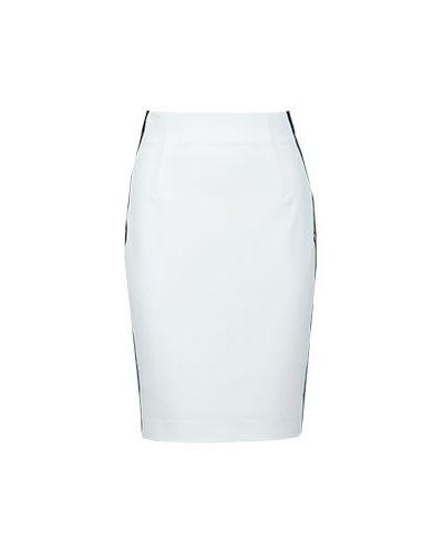 Юбка карандаш белая Versace Collection