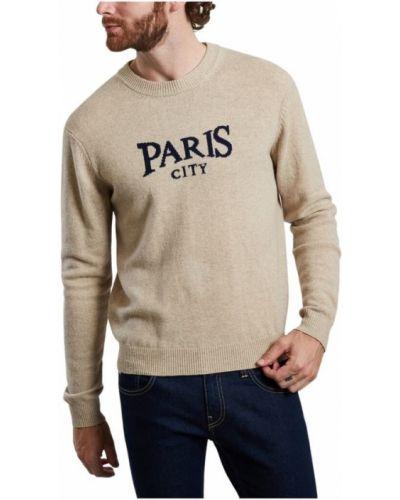 Sweter wełniany miejski Maison Labiche