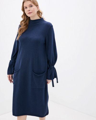 Платье осеннее платье-свитер Ulla Popken