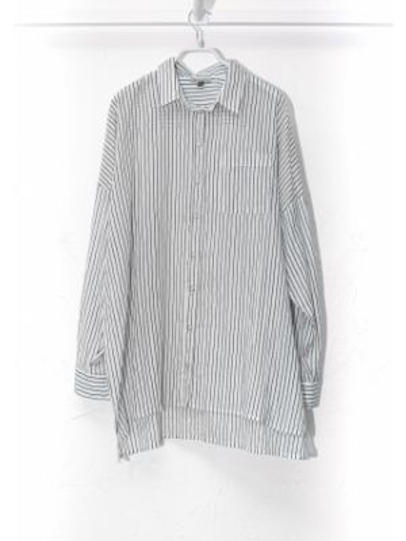Рубашка casual - белая Mariolli