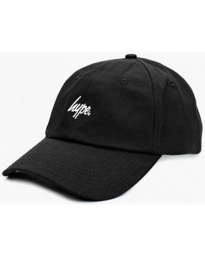 Черная бейсболка Hype