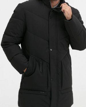 Зимняя куртка утепленная черная Jan Steen