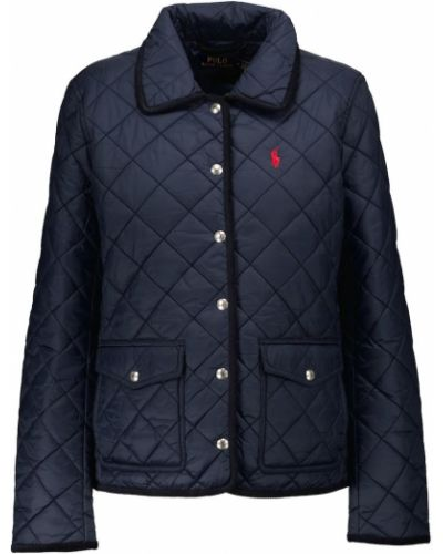 Стеганая куртка - синяя Polo Ralph Lauren