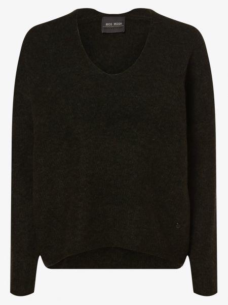 Sweter - zielony Mos Mosh