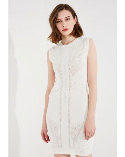 Белое платье весеннее Just Cavalli