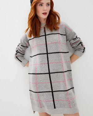 Вязаное платье Sh