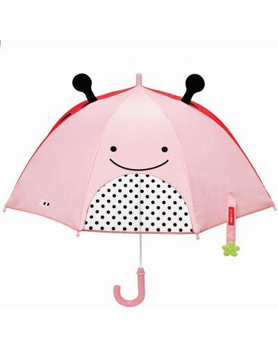 Зонт розовый Skip-hop