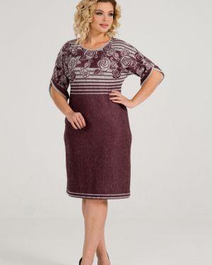 Платье платье-сарафан с манжетами марита
