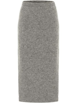 Мягкая шерстяная юбка миди Dorothee Schumacher