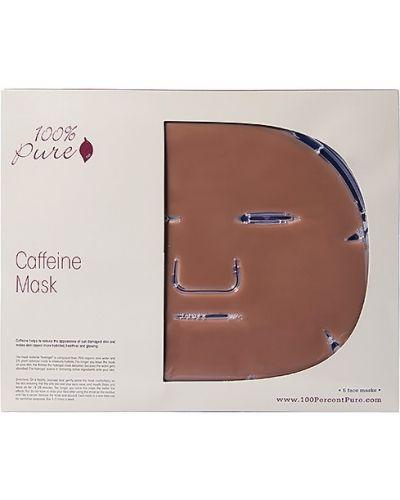 Skórzany maska na ciała 100% Pure
