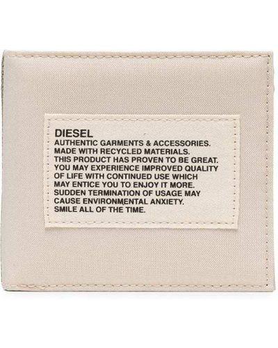 Визитница с нашивками Diesel
