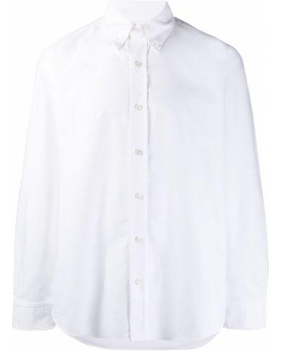 Классическая рубашка узкого кроя на пуговицах Salvatore Piccolo