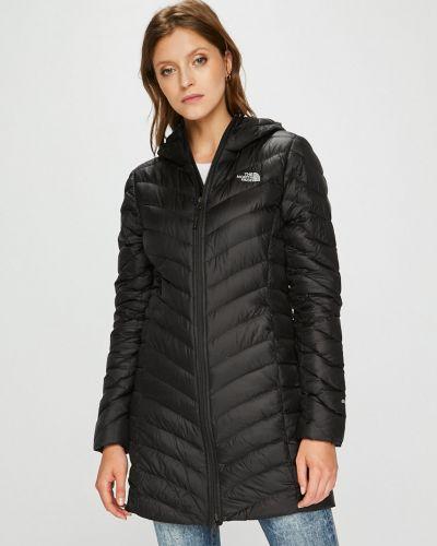 Стеганая куртка утепленная с капюшоном The North Face