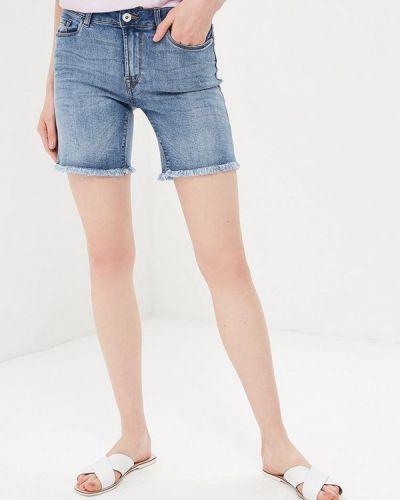 Синие джинсовые шорты Ichi