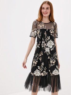 Вечернее платье осеннее Vera Moni