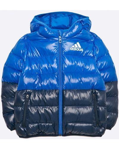 Куртка стеганая теплая Adidas Performance