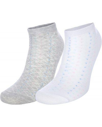 Спортивные носки - белые Wilson