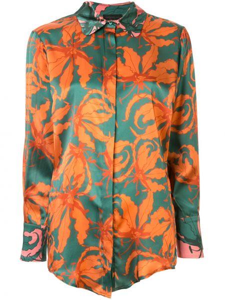 Классическая классическая рубашка на пуговицах Anteprima