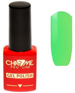Лак для волос зеленый летний Charme Pro Line