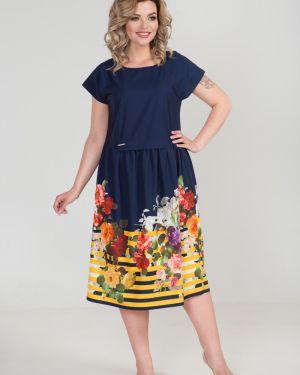 Летнее платье в стиле бохо платье-сарафан марита