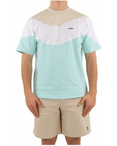 Niebieski t-shirt Drole De Monsieur