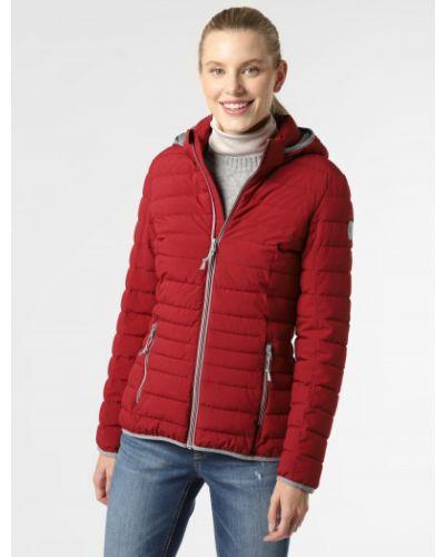 Czerwona kurtka pikowana Marie Lund