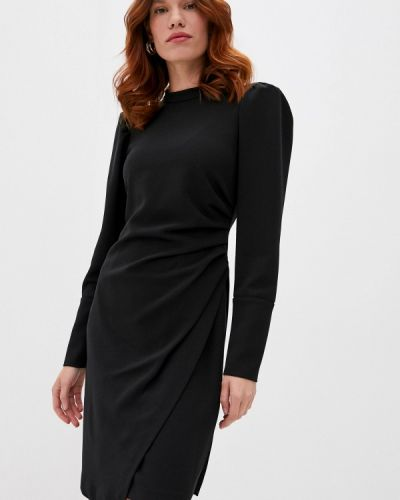 Черное платье-футляр Beatrice.b