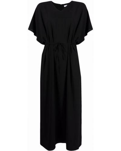 Sukienka długa - czarna Filippa K