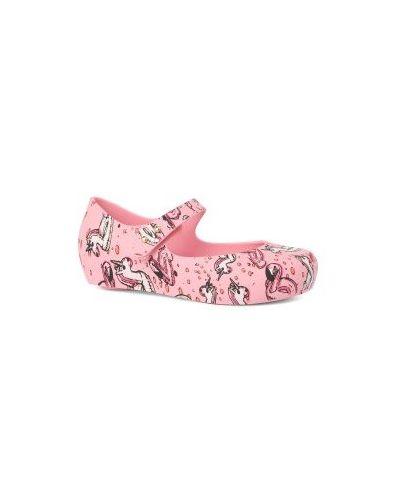 Розовые туфли Mini Melissa