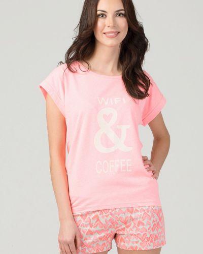 Пижама пижамный розовый Rossli