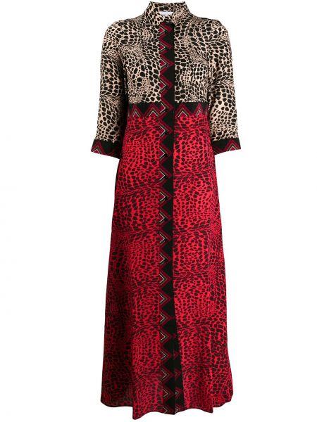 Классическое платье с вырезом Hayley Menzies