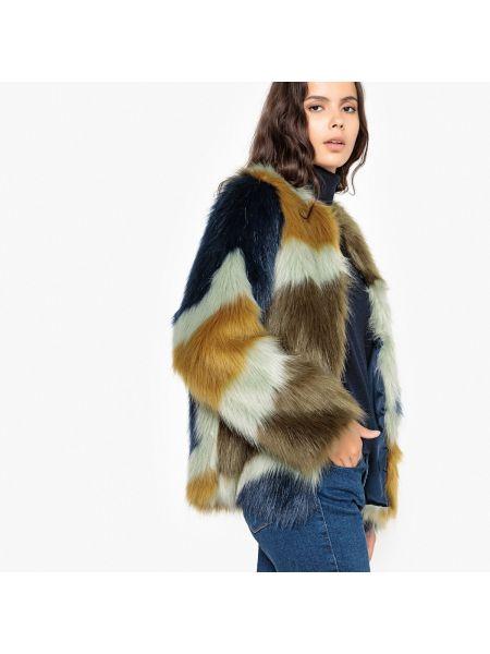 Укороченное пальто пальто с подкладкой La Redoute Collections