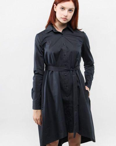 Платье платье-рубашка осеннее 7arrows