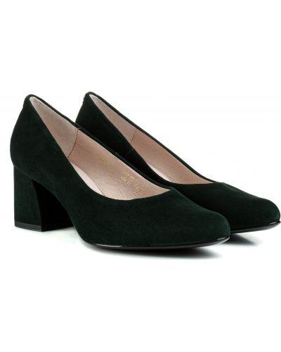 Туфли - зеленые Sala