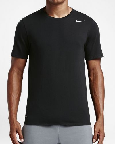 Футболка однотонная прямая Nike