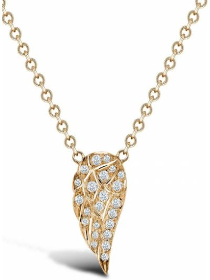 Диадема с бриллиантом круглая с подвесками Pragnell