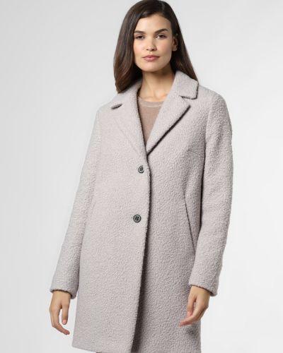 Beżowy klasyczny płaszcz Amber & June