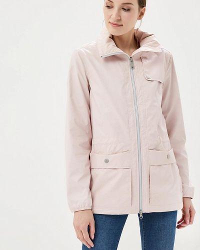 Розовая куртка весенняя Luhta