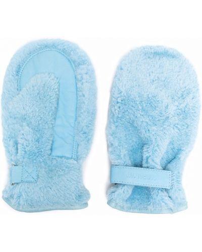 Rękawiczki - niebieskie Jacquemus
