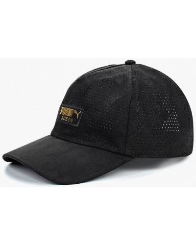 Черная бейсболка Puma