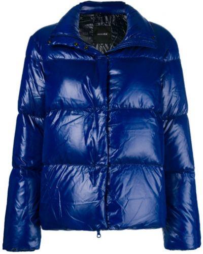 Куртка синий пуховый Duvetica