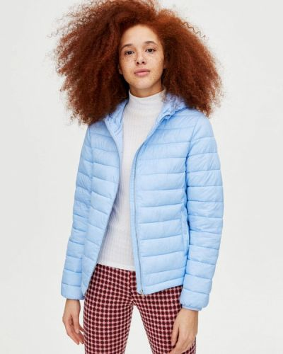 Утепленная куртка демисезонная весенняя Pull&bear